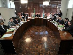 CCJ da Assembleia do Paraná aprovou proposta nesta terça (Foto: Sandro Nascimento/Alep/Divulgação)