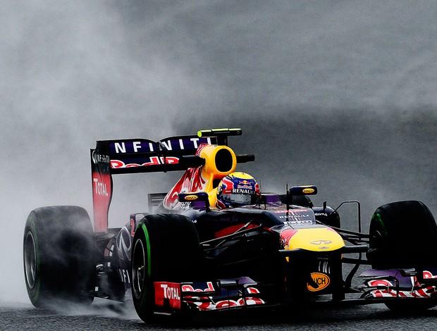 webber  formula 1 barcelona (Foto: AP)