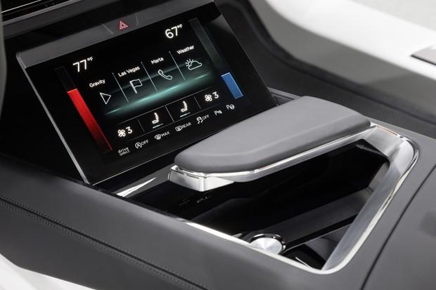 Audi apresenta futuro de seu sistema multimídia na CES (Foto: Divulgação)