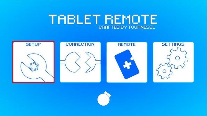 Refaça a configuração inicial no tablet (Foto: Reprodução/Paulo Alves)