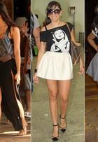 Anitta deixa looks mais ousados para trás e agora exibe estilo comportado