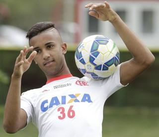 jorge flamengo (Foto: Gilvan de Souza/Flamengo Oficial)
