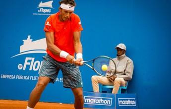 Feijão muda de planos e vai a Santo Domingo jogar torneio challenger
