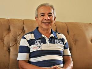 Empresário de Campo Grande sempre viaja com a família nos fins de ano (Foto: Tatiane Queiroz/ G1MS)