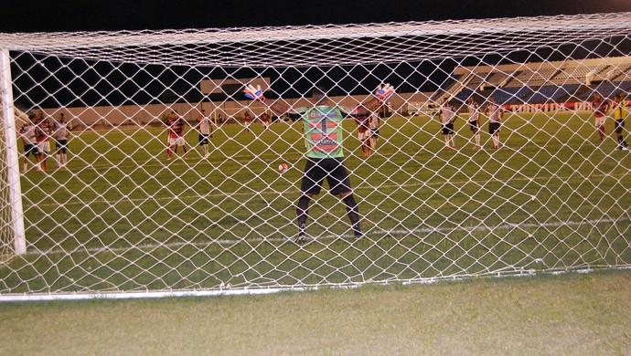 Campinense x Santa Cruz-PB, Amigão (Foto: Silas Batista / GloboEsporte.com/pb)