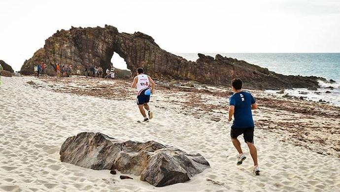 Jeri Beach Run; corrida de rua; praia; Jericoacoara (Foto: Tavares Júnior/Divulgação)