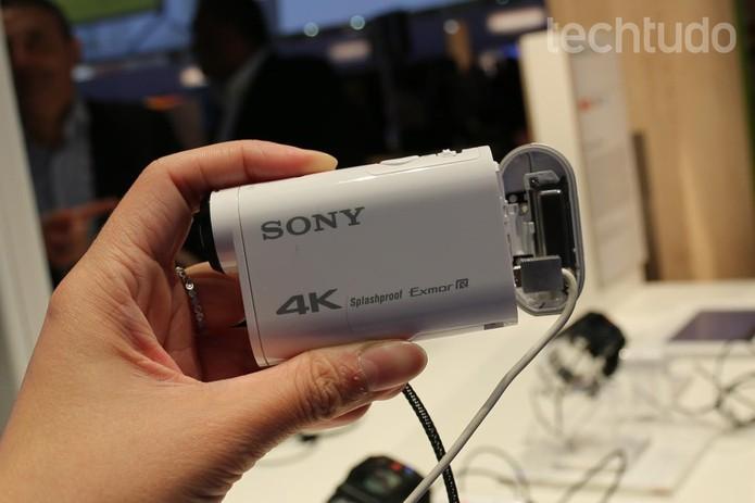 4K exige maior capacidade de armazenamento e processamento (Foto: Isadora Díaz/TechTudo)
