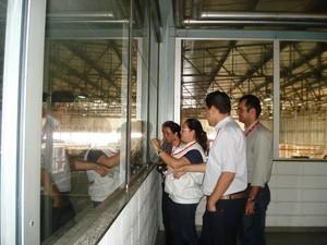 Técnicos não encontram irregularidades em fábrica da Coca-cola (Foto: Divulgação/Assessoria)