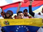 Oposição venezuelana convoca greve geral de 12 horas na sexta-feira