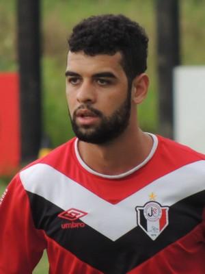 Alef Joinville zagueiro (Foto: João Lucas Cardoso)