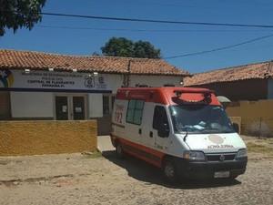 Preso chegou a passar mal em uma das celas e foi socorrido pelo Samu (Foto: Sindepol/Divulgação)