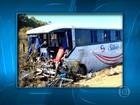 Acidente deixa mortos e feridos na zona rural de Diamantina, em MG