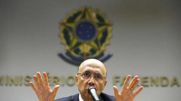 Henrique Meirelles, ministro da Fazenda (Foto: Reprodução/Agência Brasil)