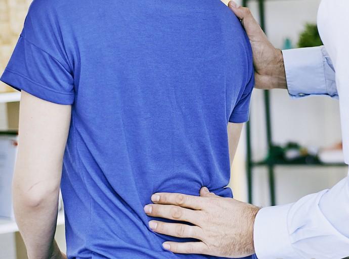 Coluna postura euatleta (Foto: Getty Images)