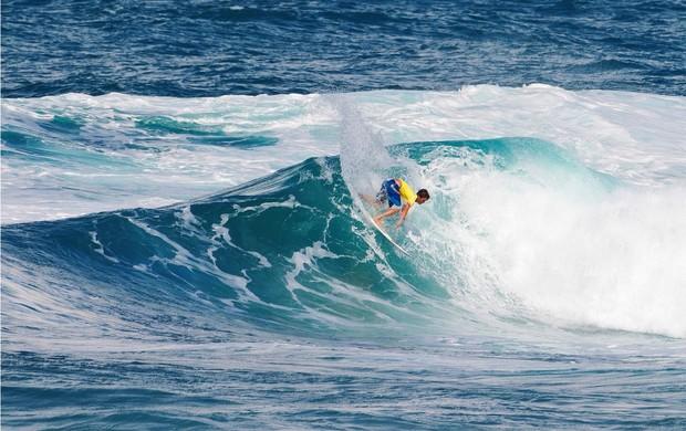 surfe Jessé Mendes no WQS de Sunset (Foto: Kirstin Scholtz / ASP)