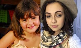 Klara Castanho completa 16 anos nesta quinta-feira, 6 de outubro. Relembre algumas personagens da atriz | TV Globo/Reprodução