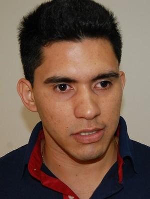 Ricardo Maranhão, meia do Campinense (Foto: Silas Batista / Globoesporte.com/pb)