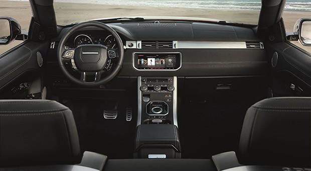Range Rover Evoque Conversível (Foto: Divulgação)