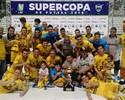 Nos pênaltis, Jaraguá vence Carlos Barbosa e leva a Supercopa de Futsal