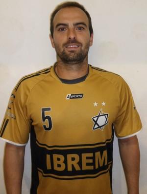 Jogador Pequeri Copa TV Integração de Futsal - Gabriel Leite (Foto: Copa TV Integração de Futsal/Divulgação)