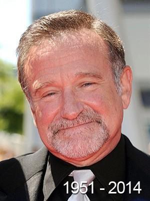 Ator Robin Williams morre aos  63 anos nos Estados Unidos (AFP)
