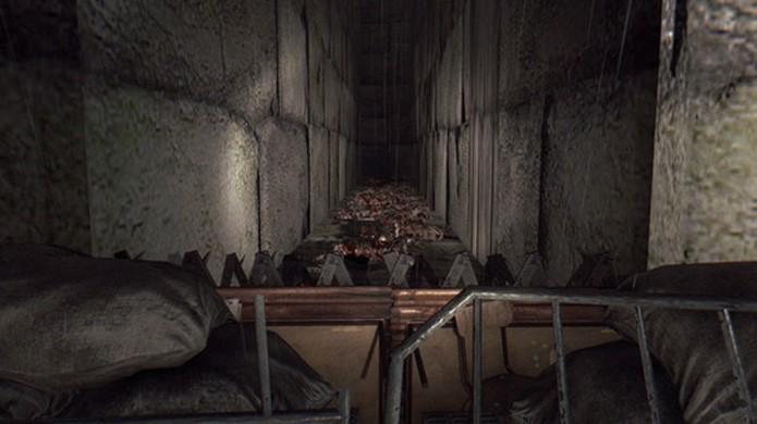 Baseado no filme e livro The Maze Runner, este mod coloca jogadores de Dying Light em um claustrofóbico labirinto (Foto: Reprodução/Steam)