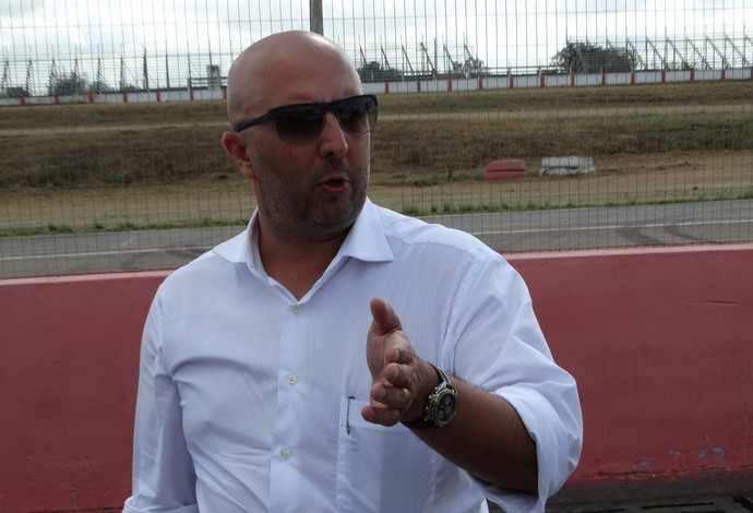 Waldner Bernardo, presidente da  FPA (Foto: Vital Florêncio / GloboEsporte.com)