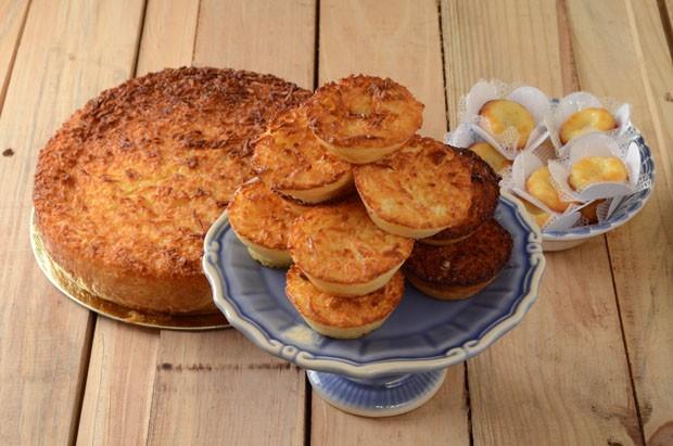 Receita de cocada de forno leva só quatro ingredientes (Foto: Divulgação)