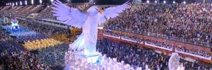 Portela, Beija-Flor e Tijuca são os destaques (Reprodução TV Globo)