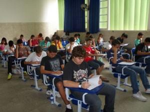 Provas do IFPB foram aplicadas no domingo  (Foto: Divulgação/IFPB)