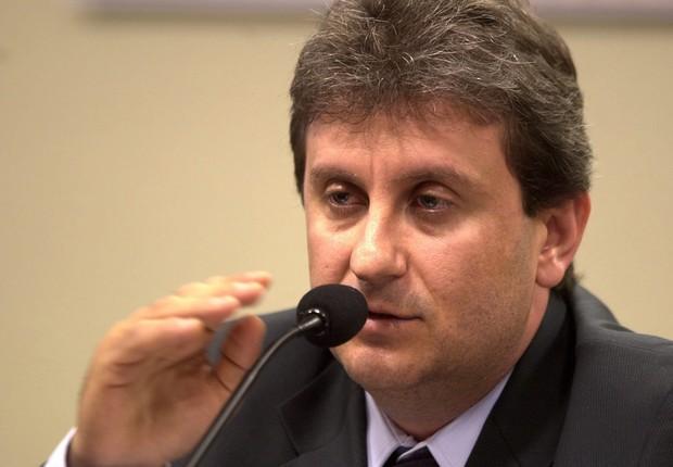 Alberto Youssef (Foto: Ruy Baron / Agência O Globo)