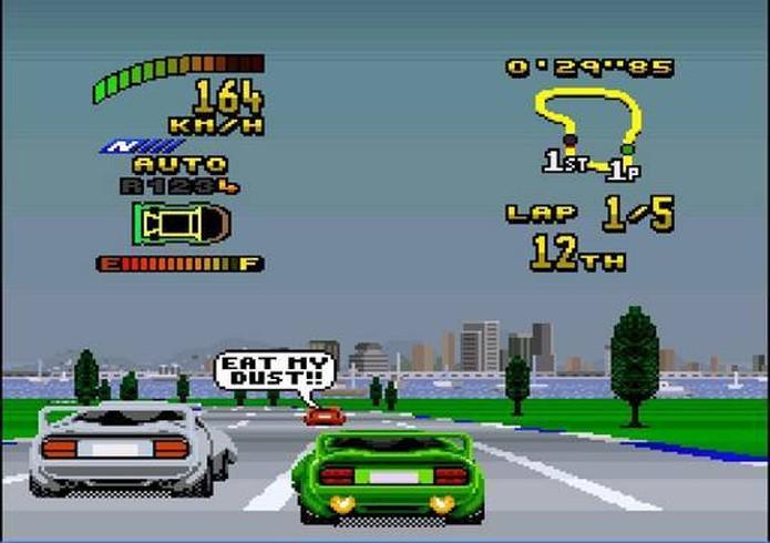 Top Gear 2 (Foto: Reprodução/Games Database)