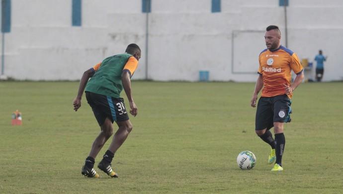 Matheus Paraná (Foto: Osmar Rios/GloboEsporte.com)