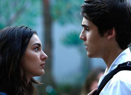 Rodrigo se estressa com Luciana