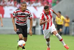 Neris Santa Cruz (Foto: Aldo Carneiro / Pernambuco Press)