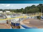 Vistoria flagra estação de água de Teresina funcionando pela metade