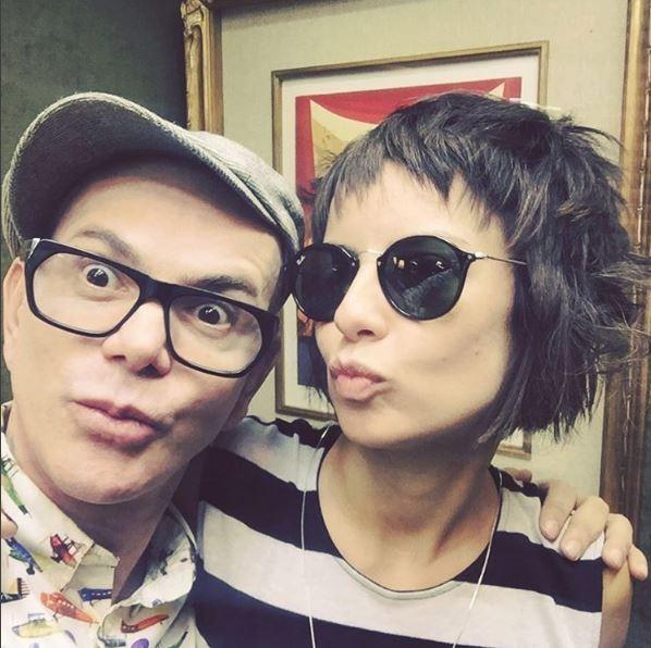 Neandro Ferreira e Andréia Horta (Foto: Reprodução/Instagram)