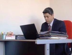 Advogado Márcio Cruz, de São Vicente (Foto: Divulgação)