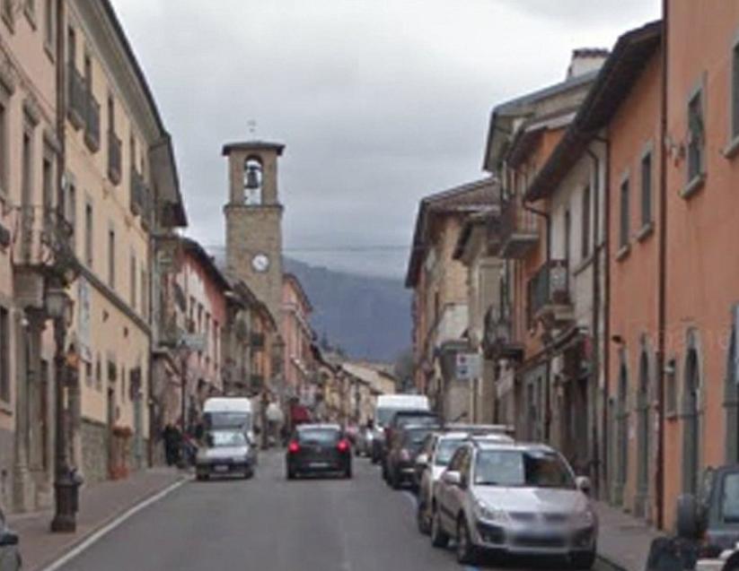Arquitetura Amatrice (Foto: reprodução)