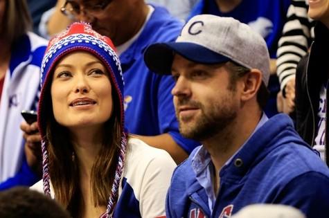 Olivia Wilde e Jason Sudeikis estão noivos (Foto: Reprodução da internet)