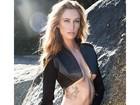 Vivi Orth compartilha foto de seu ensaio nu para a 'Playboy'