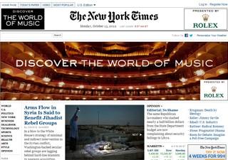 NYT (Foto: Reprodução)