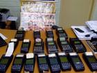 Polícia apreende 23 máquinas eletrônicas em São Luís