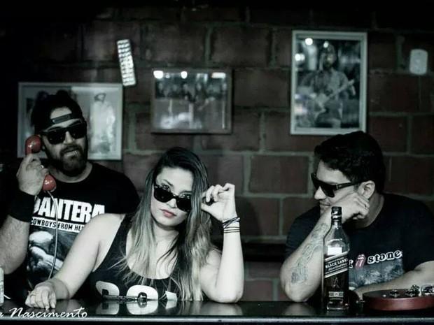 Banda Miss Holiday se apresenta no Grego Original em Ariquemes (Foto: Divulgação)