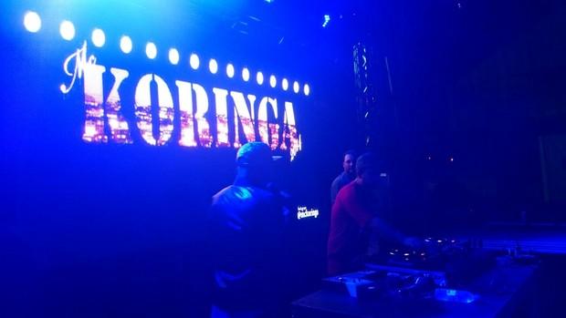 Mc koringa em festa (Foto: Divulgação)