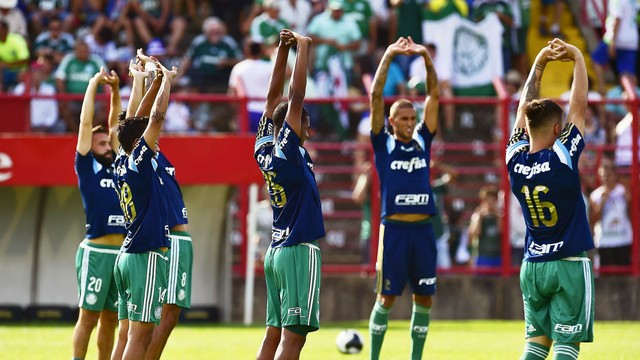 Mogi Mirim x Palmeiras - Campeonato Paulista 2016 - globoesporte.com 3fb70ca551779