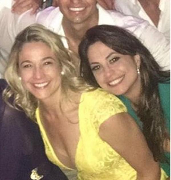 Fernanda Gentil e Priscila Montandon (Foto: Reprodução / Instagram)
