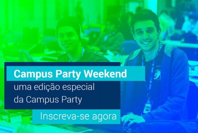 Campus Party Recife acontecerá em novo formato (Foto: Divulgação/Campus Party)