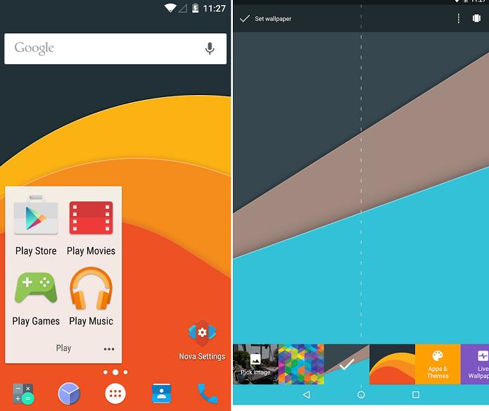 Nova Launcher é um aplicativo para administrar a interface do Android (Foto: Divulgação)