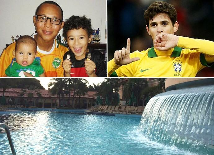 Drogbinha, Oscar e luxo a CR7 marcam mês de maio na região de Campinas (Foto: Editoria de Arte / GloboEsporte.com)